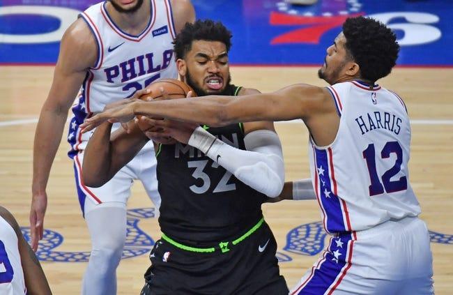 Minnesota Timberwolves at Indiana Pacers - 4/7/21 NBA Picks and Prediction