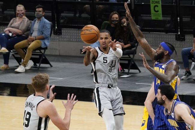 San Antonio Spurs vs Cleveland Cavaliers NBA Picks, Odds, Predictions 4/5/21