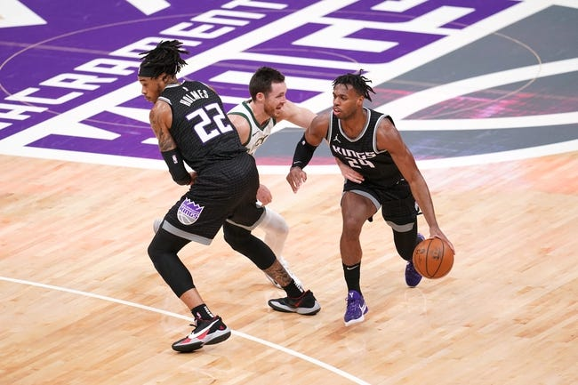 Sacramento Kings at Minnesota Timberwolves - 4/5/21 NBA Picks and Prediction