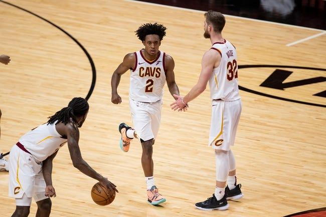 Toronto Raptors at Cleveland Cavaliers - 4/10/21 NBA Picks and Prediction