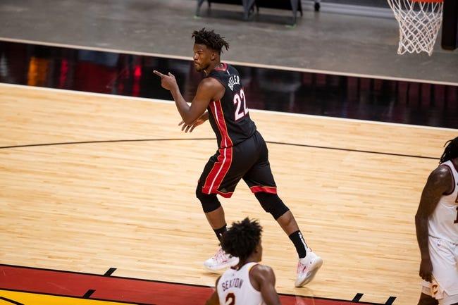 Los Angeles Lakers at Miami Heat - 4/8/21 NBA Picks and Prediction