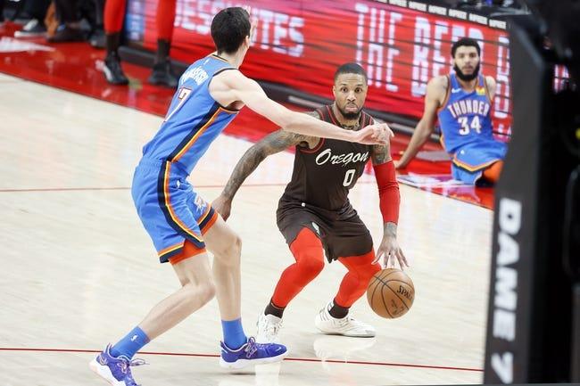 Los Angeles Clippers vs Portland Trail Blazers NBA Picks, Odds, Predictions 4/6/21