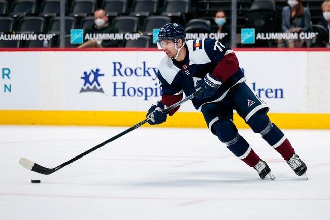 St. Louis Blues vs Colorado Avalanche NHL Picks, Odds, Predictions 4/14/21