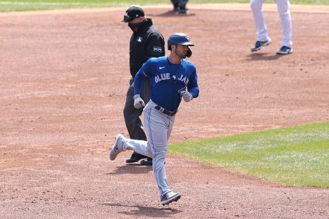 Los Angeles Angels at Toronto Blue Jays - 4/8/21 MLB Picks and Prediction