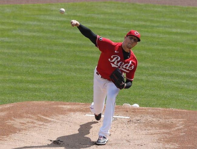 Arizona Diamondbacks vs Cincinnati Reds MLB Picks, Odds, Predictions 4/10/21