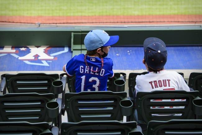 Los Angeles Angels vs Texas Rangers MLB Picks, Odds, Predictions 4/19/21