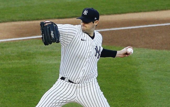New York Yankees at Tampa Bay Rays - 4/11/21 MLB Picks and Prediction