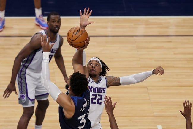 Minnesota Timberwolves at Sacramento Kings - 4/20/21 NBA Picks and Prediction