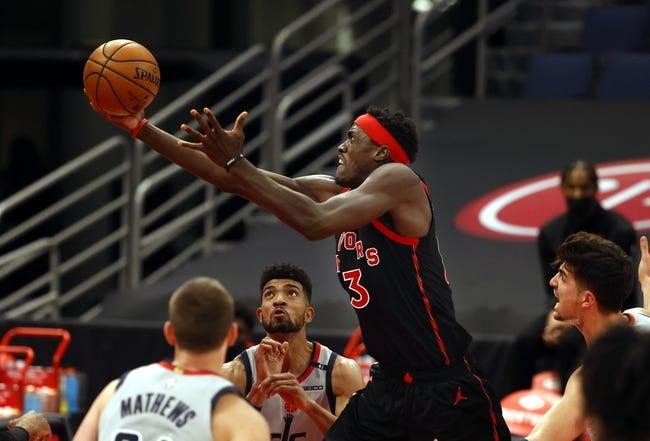 Atlanta Hawks at Toronto Raptors - 4/13/21 NBA Picks and Prediction