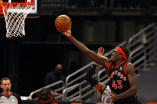 New York Knicks vs Toronto Raptors NBA Picks, Odds, Predictions 4/11/21
