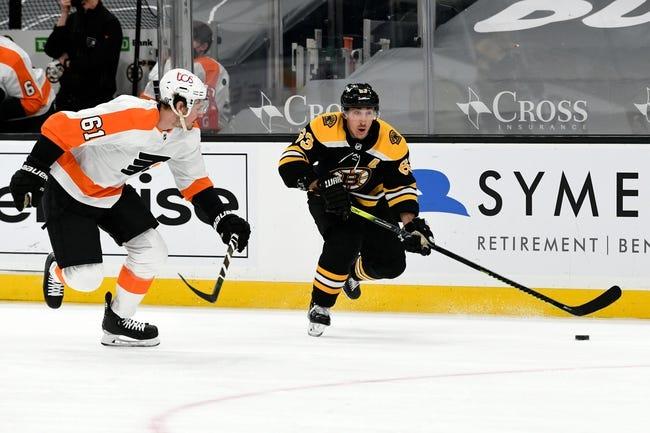Philadelphia Flyers vs Boston Bruins NHL Picks, Odds, Predictions 4/6/21