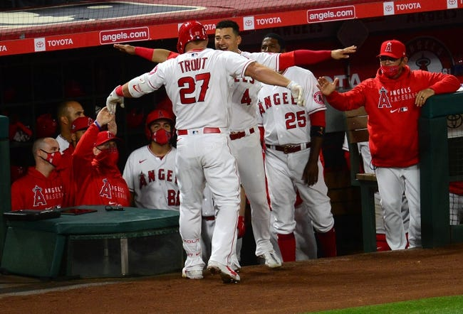 Los Angeles Angels at Toronto Blue Jays - 4/9/21 MLB Picks and Prediction