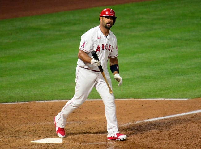 Houston Astros at Los Angeles Angels 4/6/21 MLB Picks and Predictions