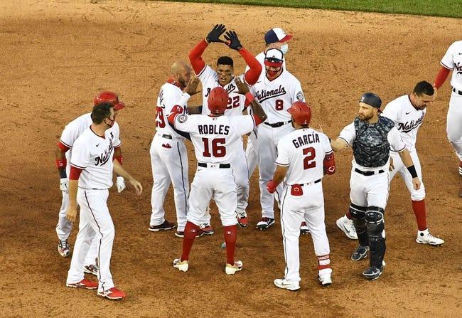 Washington Nationals vs Atlanta Braves Game 1 MLB Picks, Odds, Predictions 4/7/21