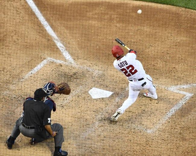 Atlanta Braves at Washington Nationals Game 1 4/7/21 MLB Picks and Predictions