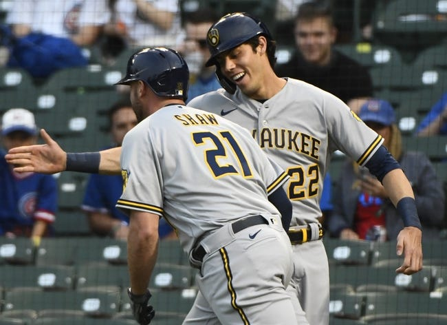 Milwaukee Brewers at St. Louis Cardinals - 4/10/21 MLB Picks and Prediction