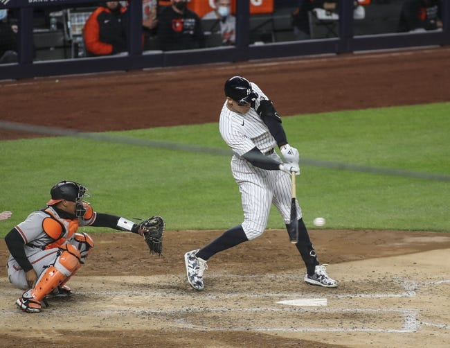 Baltimore Orioles at New York Yankees - 4/7/21 MLB Picks and Prediction