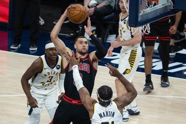 Chicago Bulls at Toronto Raptors - 4/8/21 NBA Picks and Prediction