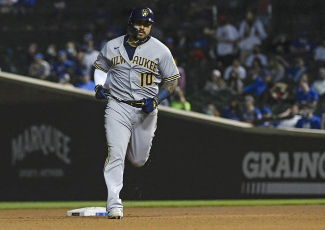 Milwaukee Brewers at Chicago Cubs 4/7/21 MLB Picks and Predictions