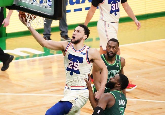 Philadelphia 76ers at Oklahoma City Thunder - 4/10/21 NBA Picks and Prediction