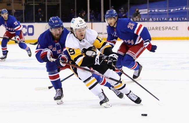 New York Rangers vs Pittsburgh Penguins NHL Picks, Odds, Predictions 4/8/21