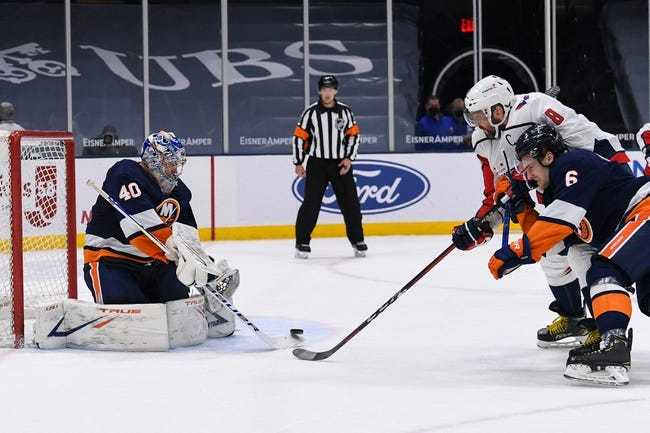 New York Islanders vs Washington Capitals NHL Picks, Odds, Predictions 4/22/21