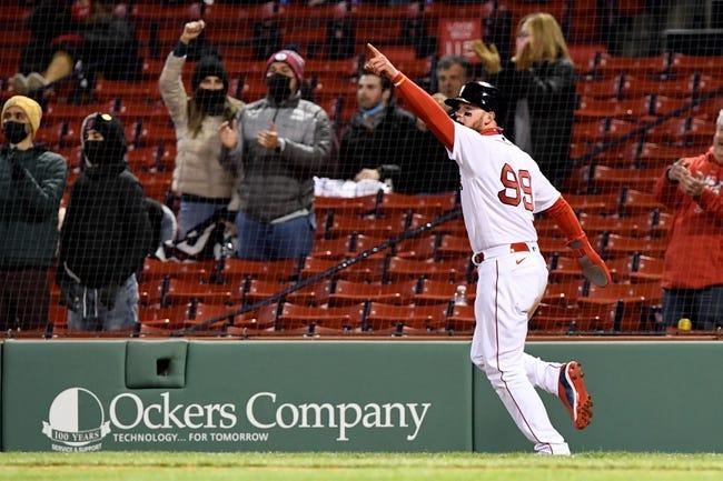Tampa Bay Rays at Boston Red Sox: 4/7/21 MLB Picks and Predictions