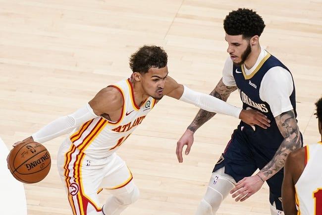 Atlanta Hawks at Charlotte Hornets - 4/11/21 NBA Picks and Prediction