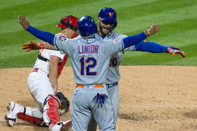 Miami Marlins at New York Mets - 4/8/21 MLB Picks and Prediction