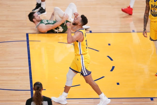 Golden State Warriors vs Washington Wizards NBA Picks, Odds, Predictions 4/9/21