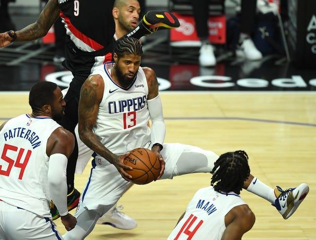 Los Angeles Clippers vs Detroit Pistons NBA Picks, Odds, Predictions 4/11/21