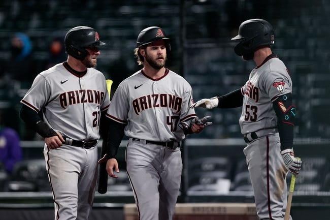 Arizona Diamondbacks at Colorado Rockies - 4/7/21 MLB Picks and Prediction