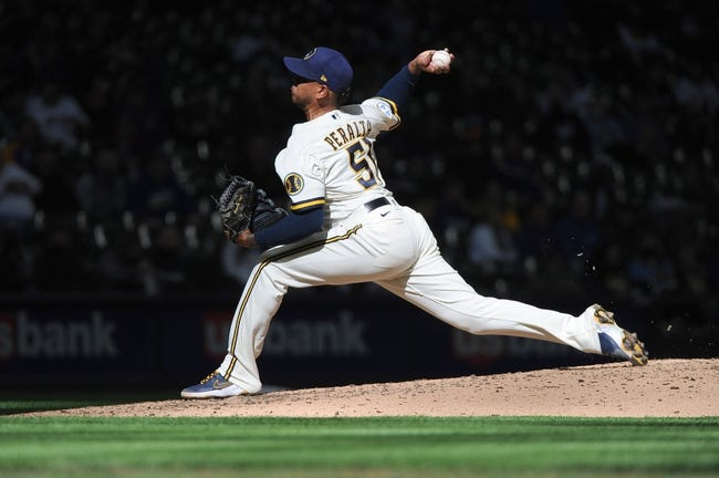 Chicago Cubs at Milwaukee Brewers - 4/12/21 MLB Picks and Prediction