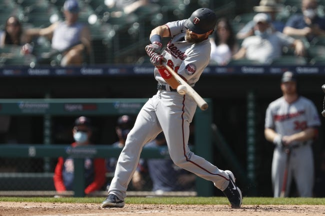 Seattle Mariners at Minnesota Twins 4/8/21 MLB Picks and Predictions