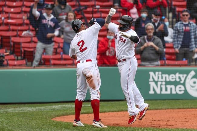 Baltimore Orioles vs Boston Red Sox MLB Picks, Odds, Predictions 4/8/21