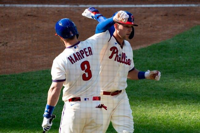 Philadelphia Phillies at New York Mets - 4/12/21 MLB Picks and Prediction
