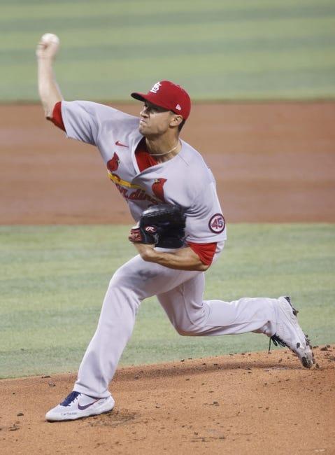 St. Louis Cardinals at Washington Nationals - 4/19/21 MLB Picks and Prediction