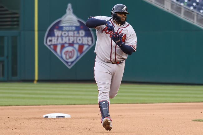 Philadelphia Phillies at Atlanta Braves 4/9/21 MLB Picks and Predictions