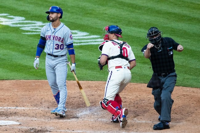 Philadelphia Phillies at New York Mets Game 2 4/13/21 MLB Picks and Prediction