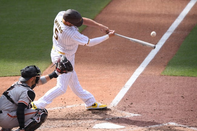 San Diego Padres at Texas Rangers 4/9/21 MLB Picks and Predictions
