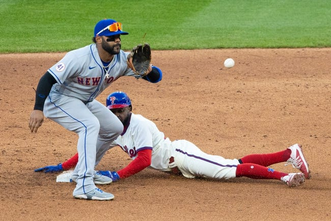 New York Mets vs Philadelphia Phillies Game 2 MLB Picks, Odds, Predictions 4/13/21