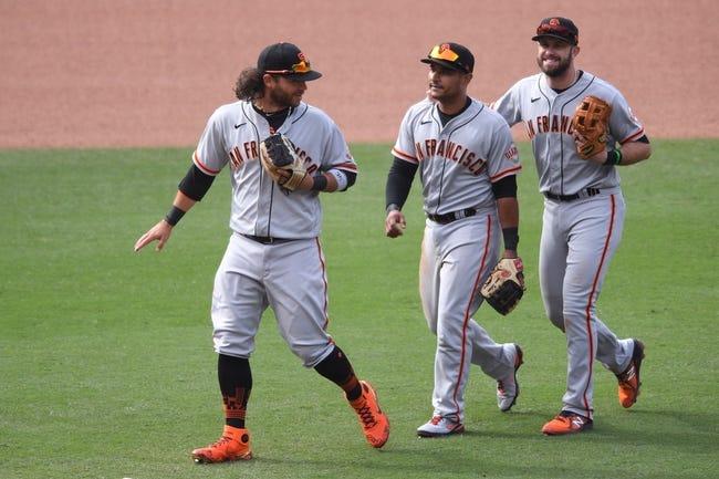 Colorado Rockies at San Francisco Giants - 4/9/21 MLB Picks and Prediction