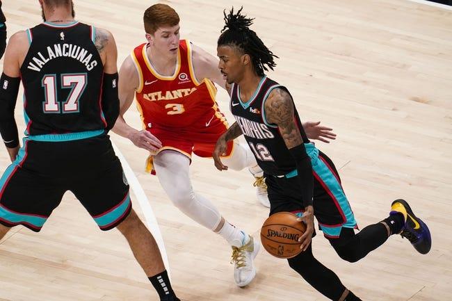 Memphis Grizzlies at New York Knicks - 4/9/21 NBA Picks and Prediction