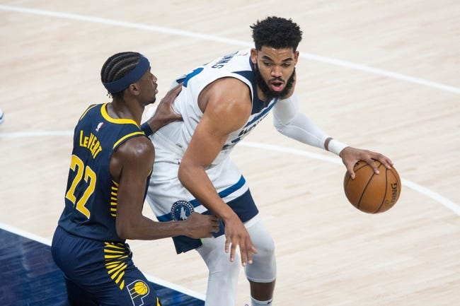 Milwaukee Bucks at Minnesota Timberwolves - 4/14/21 NBA Picks and Prediction
