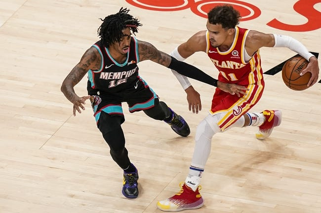 Indiana Pacers at Atlanta Hawks - 4/18/21 NBA Picks and Prediction
