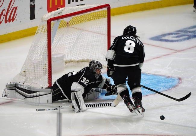 Arizona Coyotes at Los Angeles Kings - 4/24/21 NHL Picks and Prediction