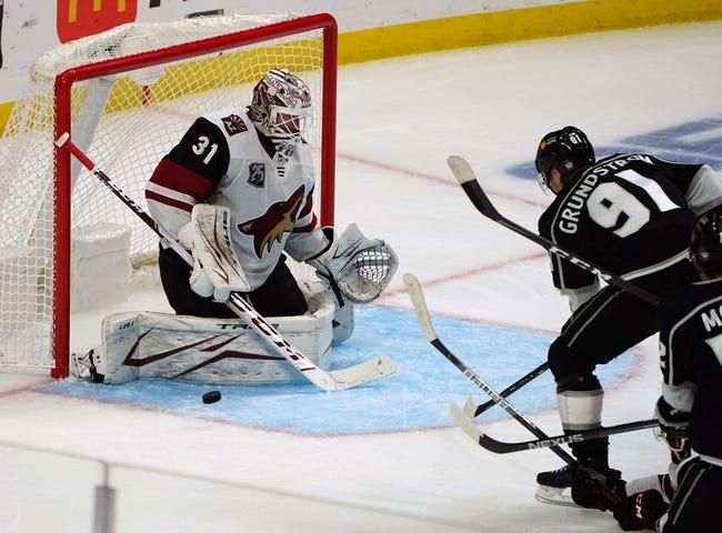 Los Angeles Kings vs Arizona Coyotes NHL Picks, Odds, Predictions 4/24/21