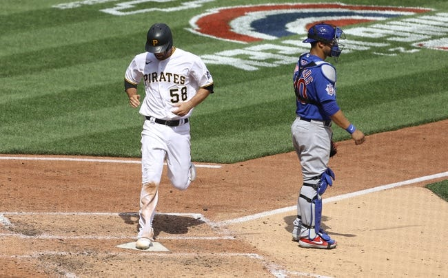 Chicago Cubs at Pittsburgh Pirates 4/11/21 MLB Picks and Predictions