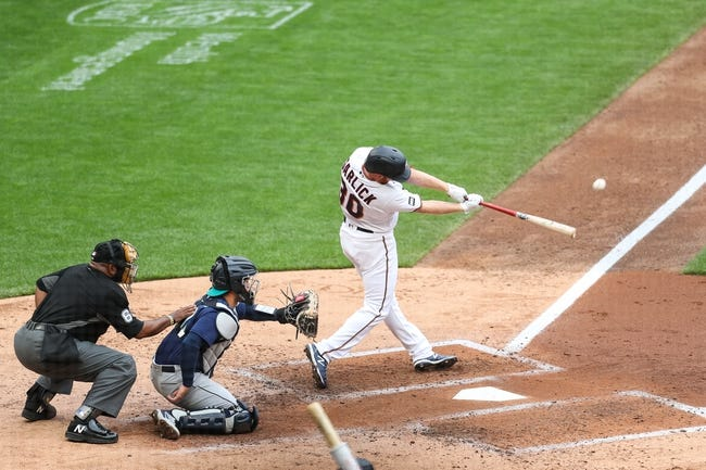Minnesota Twins vs Seattle Mariners MLB Picks, Odds, Predictions 4/10/21