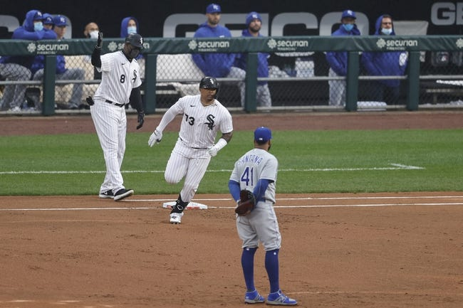 Kansas City Royals at Chicago White Sox - 4/10/21 MLB Picks and Prediction